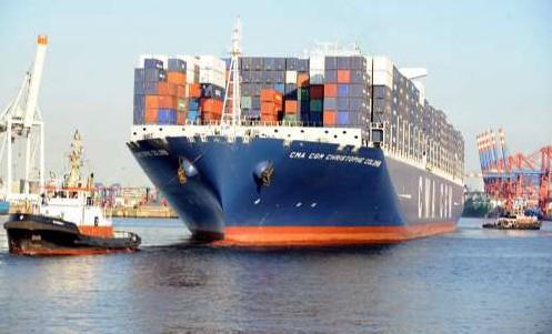 韩进海运提涨亚欧航线运价